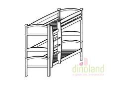 emeletes ágy Juli