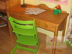 gyerek íróasztal Olivér