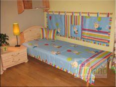 Ifjúsági szobabútor ágy Netta
