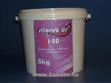 Silorub ds F 20 RTV-2 szilikon ( 5 kg )