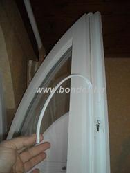 nútba építhető ablak tömítés, szigetelő gumi