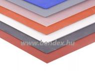 színes szilikon lemezek