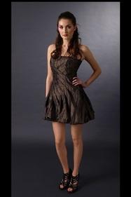 01 Elizabeth Nardo női alkalmi ruha
