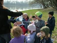 Kirándulás a Duna parton