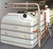 Ipari tartály élelmiszeripari alkalmazása