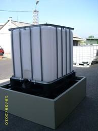 kármentő 600 literes tartályhoz
