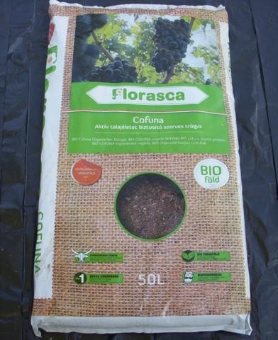 Cofuna biotrágya (Florasca)