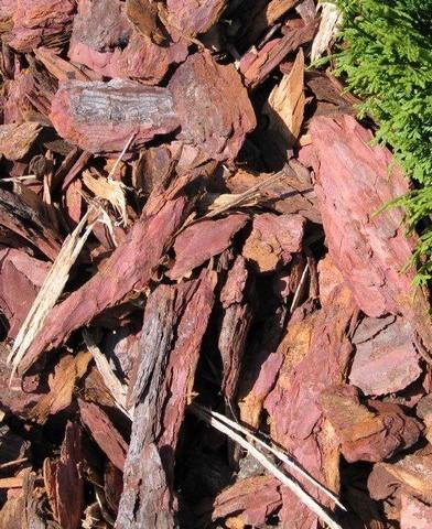 Vörösfenyő kéreg nagy szemű extra minőség (2–10 cm)