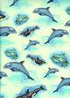 Tassotti dekupázs papír - delfin