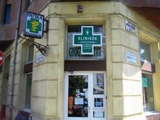 Klinikák Gyógyszertár