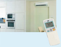 DAIKIN Eco Comfort oldalfali klíma FTYN 25, 35 G típusú beltéri egység
