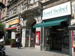 Josef Seibel cipőmárkabolt