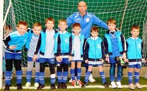U11 labdarúgó csapat