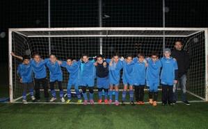 U13 labdarúgó csapat