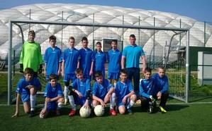 U14 labdarúgó csapat