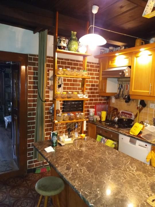 Gyermely eladó családi ház konyha, berendezés
